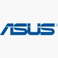 Asus Logo blau