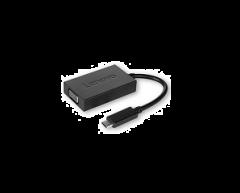 Lenovo USB-C auf VGA Adapter + Netzteil