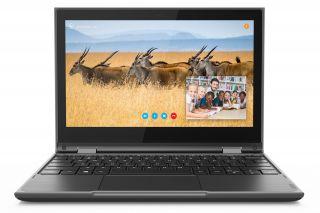 Lenovo 300e Chromebook (2nd Gen) 81MB - Vorderansicht