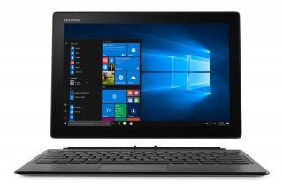 Lenovo Miix 520-12IKB 20M3000LGE Frontansicht abnehmbare Tastatur