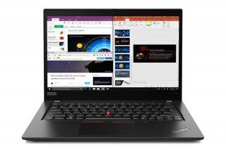 Lenovo ThinkPad X395 20NL000HGE Frontansicht