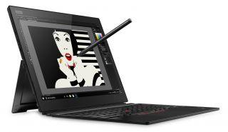 Lenovo ThinkPad X1 Tablet 3. Gen. 20KJ001KGE Convertible mit Touchscreen und Tastatur
