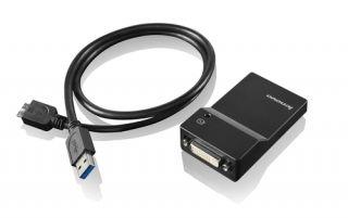 Lenovo USB 3.0 auf DVI/VGA Adapter