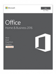 Microsoft Office Home and Business 2016 FR | Mac