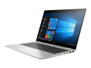HP EliteBook x360 1040 G6 - 16 GB RAM - 512 GB SSD NVMe - 14 Zoll Full HD - UHD Graphics 620 - Wi-Fi, Bluetooth - Frontansicht