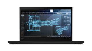 Lenovo ThinkPad P43s 20RH001AGE Front