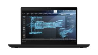 Lenovo ThinkPad P43s 20RH0016GE Front
