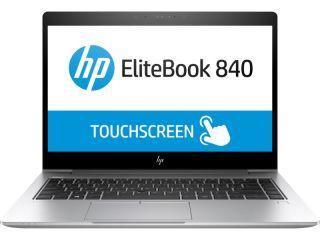 HP EliteBook 840 G5 - 3ZG03ES#ABD - Intel Core i5-8250U - 14Zoll FHD - 8GB 256GB/NVMe - Frontansicht