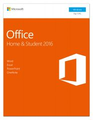 Micrososft Home and Student2016, Windows, Deutsch, German