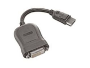 Lenovo DisplayPort auf Single-Link DVI-D Adapter